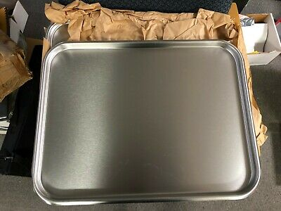 Pedigo 20 Stainless Steel Mayo Tray 16-14 X 21-146 New In Box
