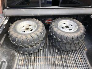pneus et roues