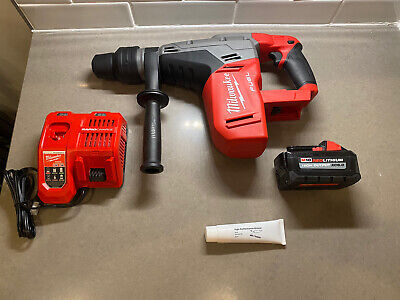 Milwaukee 2717-20 M18 Fuel 1-916 Sds Max Rotary Hammer Rapid Charger 6.0