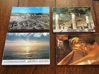 150 + postcards from asia, china, crete , foreign language on all , chinese