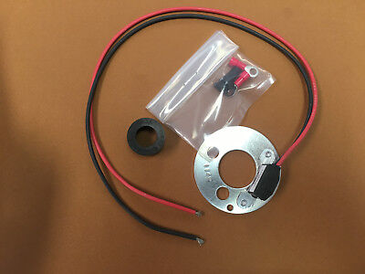 Cletrac Hg Hercules Crawler Tractor Pertronix Electronic Ignition Conversion Kit