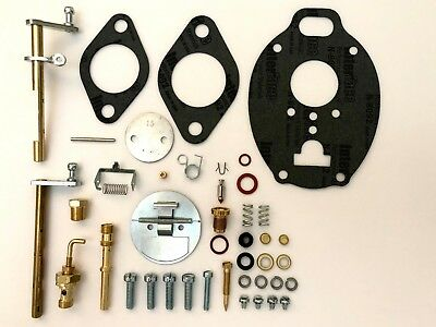 Ford 800 Series Tractor Marvel Schebler Tsx662769 813 Carburetor Major Kit