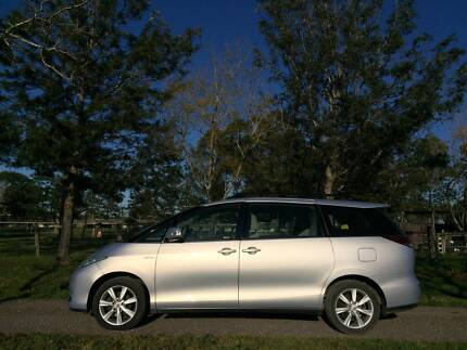 2009 Toyota Tarago Woodville Port Stephens Area Preview
