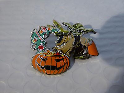 Disney Trading Pins 117195 Yoda und Kürbis Halloween - Yoda Kürbis