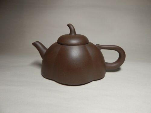 YiXing Zisha Clay Teapot by ZHOU Zhixun