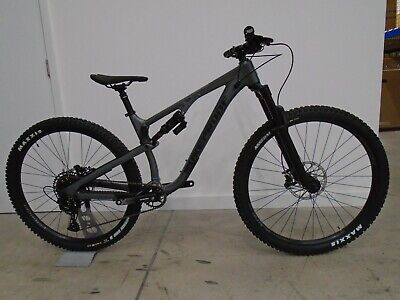 Nukeproof Reactor 290 Comp Alloy Bike (SX Eagle - 2020) - MEDIUM - GREY