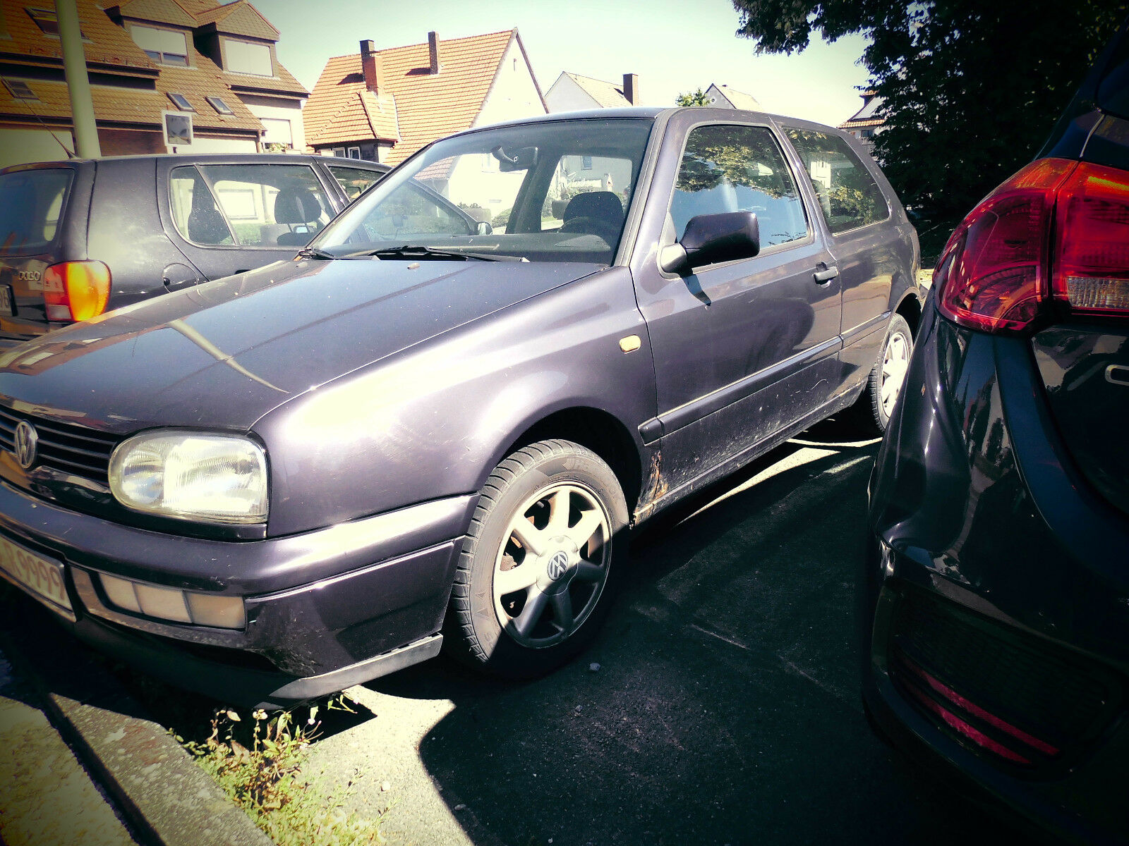 VW Golf III Baujahr 1997