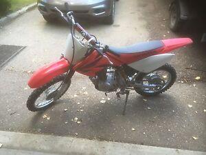 2007 Honda CRF 80. Sold...