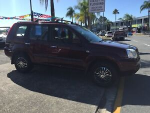 2004  NISSAN X-TRAIL ST 4X4 SUV, rego, rwc, manual, low kms!! Nerang Gold Coast West Preview