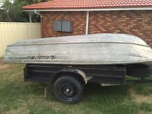 12ft tinnie 5hp tohatsu outboard Muswellbrook Muswellbrook Area Preview