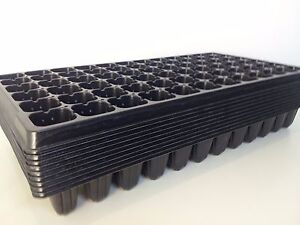 Seedling Tray 72 Cells ( 10 Pack ) Plug Trays
