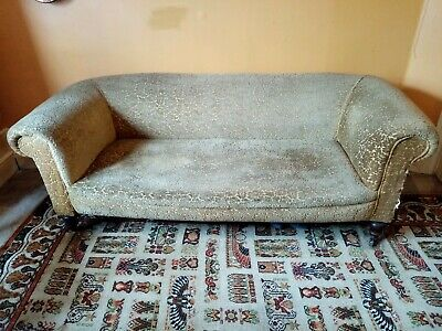 antique chesterfield sofa used