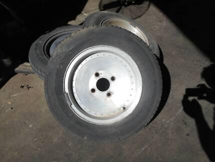 Datsun wheels Lonsdale Morphett Vale Area Preview