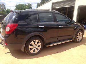 Holden Captiva Granya Towong Area Preview
