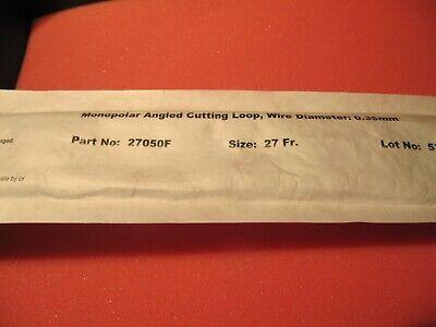Karl Storz Monopolar Angled Cutting Loopwire Diameter 035mm 27 Fr. 27050f