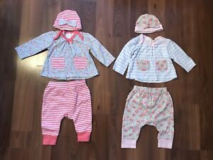 3/6 month sears brand outfits. New. Washed and never worn!  $8