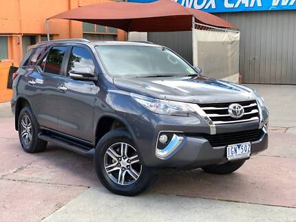 2015 Toyota Fortuner GXL Turbo diesel 7 seat SUV Ferntree Gully Knox Area Preview