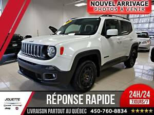 2015 Jeep Renegade North, 4X4, GARANTIE PROLONGÉE 7 ANS !