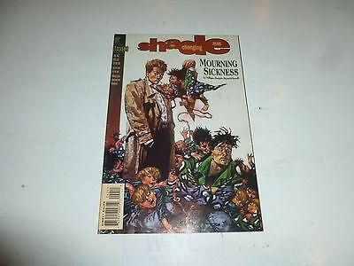 SHADE THE CHANGING MAN Comic - Vol 1 - No 42 - Date 12/1993 - DC Vertigo Comic