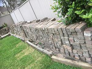 FREE Brick Pavers and House Bricks Berowra Hornsby Area Preview