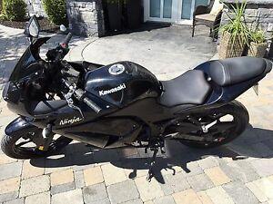 2009 Kawasaki Ninja 250 SOLD