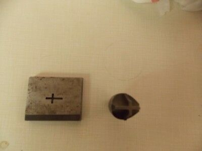 Stamping Press Tool Die To Make Religious Cross Pendant Nice