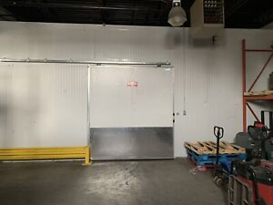 Used walk in cooler and panels sale, installation