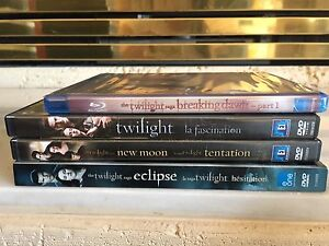 Twilight Saga great condition