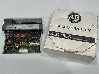 New In Box Allen Bradley 1746-ni4 Ser A Analog Input Module Slc 500 Usa Seller