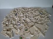 Lego White Brick Lot