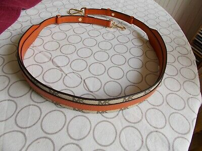 Michael Kors Leather Bag Strap