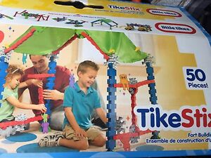 Little Tikes fort making Toy
