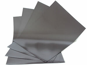 4-x-A5-Magnetic-Sheets-0-5mm-Thick-Perfect-for-Spellbinder-Dies