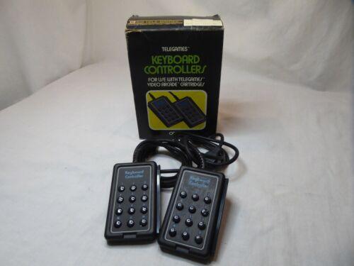 Atari 2600 keyboard tele games with original box