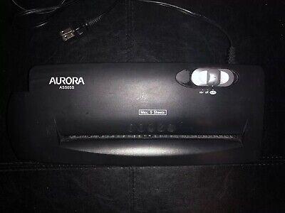 Aurora As505s Waste Basket Shredder