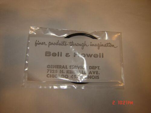 Bell & Howell 10MS Belt 10 MS Projector Motor Drive BELT, New 10MS Belt