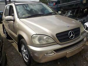 WRECKING / DISMANTLING 2001 MERCEDES ML320 7 SEATER North St Marys Penrith Area Preview