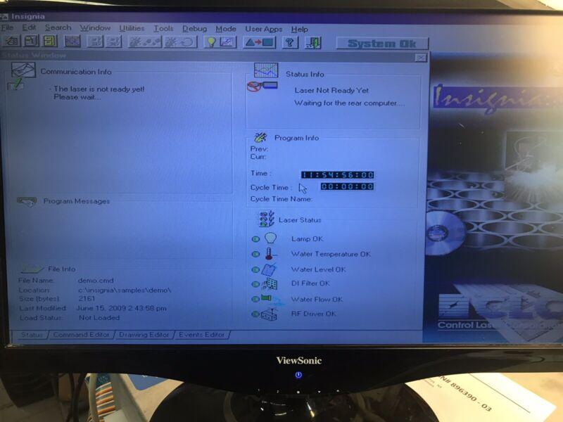 CLC Control Laser Marker Computer For Laser Marking System
