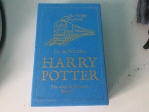 Harry Potter Deluxe Book Set