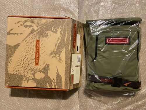 REDINGTON MENS CPS CORE PERFORMANCE STOCKINGFOOT BREATHABLE WADERS LARGE $199.00