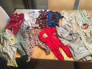 EUC - Huge lot of boys clothing size 3-9 months