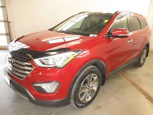 2016 Hyundai Santa Fe XL Luxury- AWD! EXT WARRANTY! ALLOYS! LEAT
