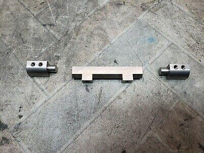 Hinge Assembly For Streamfeeder V-710 Gray Shell Feeder