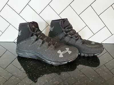 NEW Under Armour Project Rock Original Delta Black Shoes in 8