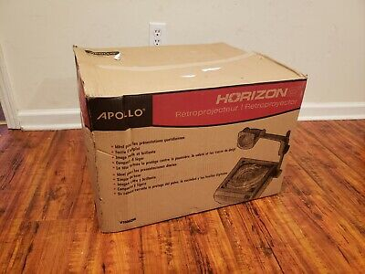 Apollo Horizon 2 Overhead Projector New Open Box