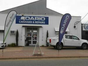 Dario Caravans Have A Wide Range Of Accessories Melrose Park Mitcham Area Preview