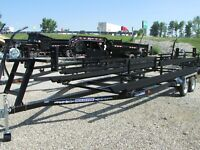 New 24' Bunk Style Pontoon Trailer * ON SALE NOW * DR TRAILER