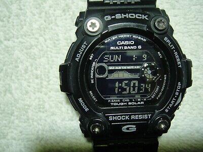 Casio G-Shock GW7900B Series 3200 watch VGC
