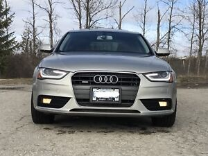 2013 Audi A4 Quattro AWD ONLY 82K! **LED LIGHTING PKG** CLEAN...