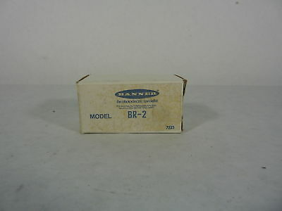 Banner Br-2 Photo Sensor Relay 8 Pin 12vdc New